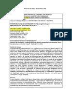99 TG CArdona Gestion Integral de Riesgos y Desastres