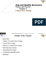 Ch4-ControlFlowTesting