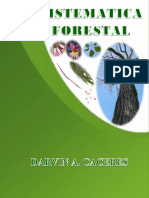 Sistematica Forestal