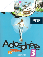 Adosphere 3 Niveau A2