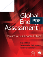 Global Energy Assesment Book