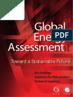 Global Energy Assesment Book