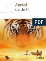 L'histoire de Pi Yann Martel