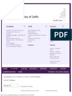 List of Colleges - University of Delhi.pdf