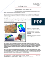 OneCAD Whitepaper What is FEA 2013