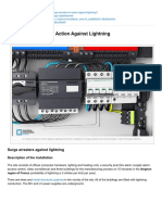 Electrical-Engineering-portal.com-LV Surge Arresters in Action Against Lightning