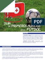 GUIAprimeros Auxilios Futbol Clm