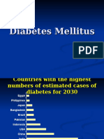 Diabetes Mellitus Lecture-update