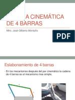 P5_Cadena Cinematica de 4 Barras