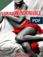 Corazon Indomable - Susett F. Onarres