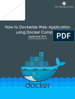 How to Dockerize Web Application using Docker Compose