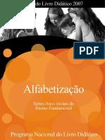Guias Pnld 2007 Alfabetizacao