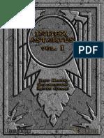 DW - Index Astartes Vol 1