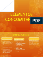 Elementos Concomitantes