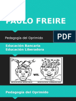 PAULO FREIRE Power Point Terminado