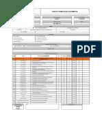 0 - Modelo Grd - Controle Da Qualidade