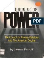 Perloff James - The Shadows of Power