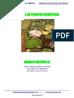 Manual de Plantas Acuaticas
