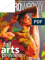 Metro Weekly - 09-15-16 - Fall Arts Preview