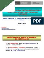 PROGRAMACION ANUAL - GEMA - 2011BBBB.ppt