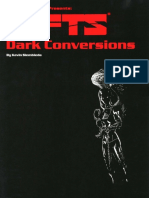 Rifts - Conversion Book 03 - Dark Conversions