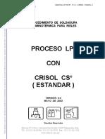 Manual Railtech Soldadura LP