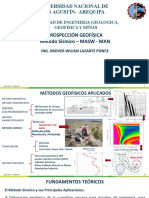 Prospeccion Geofisica - Geologia MASW