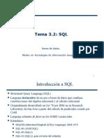 Tema 3.2 SQL