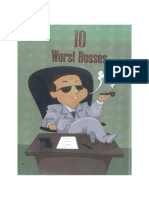 10 Worst Boses