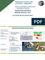 Prospeccion Geofisica - Geologia Metodos Electricos SEV