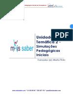 Manual Simulação Pedagógica Inicial - SPI - UT2