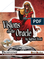 Advanced Feats - Visions of the Oracle