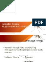 Epid Menular Bagian Indikator Kinerja DBD.pptx