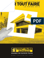 Guide Catalogue Toutfaire 2015