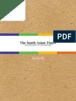 SAT Media Kit-2016