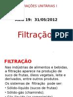 Filtracao UNICAMP