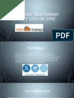 Ley Del Teletrabajo
