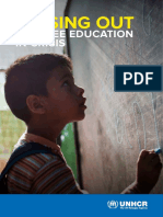 UNHCR -  Missing Out - Refugee Education in Crisis
