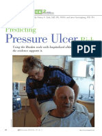 Try This Predicticting Pressure Ulcer Risk