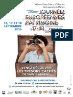 Programme JDP Saint-Laurent