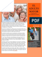 Revista Adulto Mayor