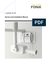 6950070210 - Rev 1 - FONA X70 Service & Installation Manual GB