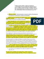 """2 Grimson, Alejandro y Mirta Varela """"Culturas Populares, Recepción y Política. Genealogías de Los Estudios de Comunicación y Cultura en La Argentina"""