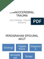 Craniocerebral Trauma Ppt 2