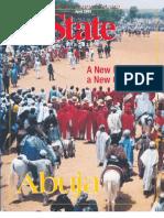 State Magazine, April 2000