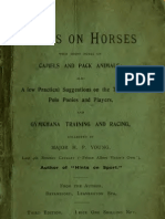 (1907) Hints on Horses With Short Notes on Camels and Pack Animals