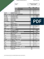 Uster Stadistic 24 Algodon Poliester