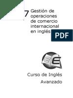 Tema 7_Gestión de Operaciones de Comercio Internacional