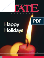 State Magazine, December 2006