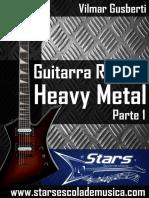 Guitarra Rítmica - Vilmar Gusberti